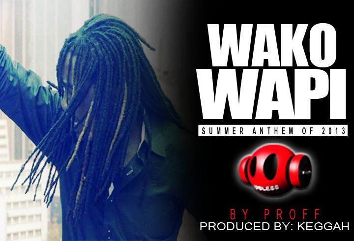 Wako Wapi By Proff Produced by Keggah