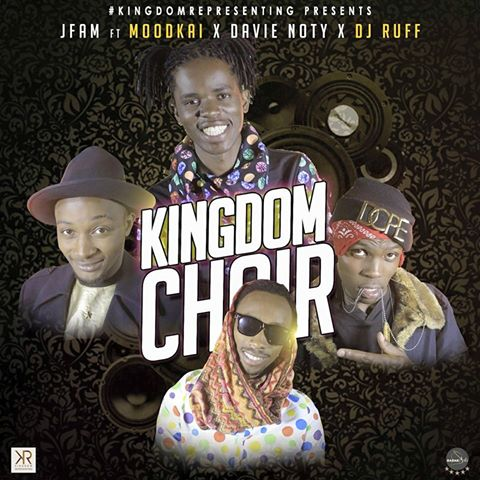 J Fam ft Moodkai,Davy Noty and Dj Ruff - Kingdom Choir