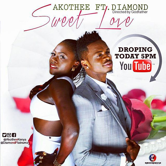 Akothee ft Diamond Platnumz - Sweet Love_