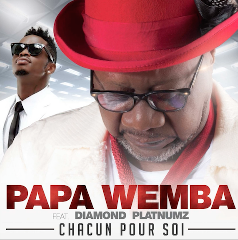 Papa Wemba_Feat Diamond