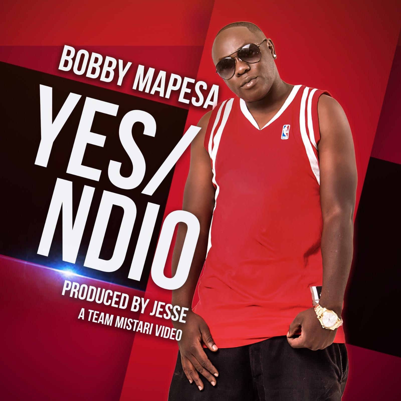 Bobby Mapesa Yes Ndio Artwork